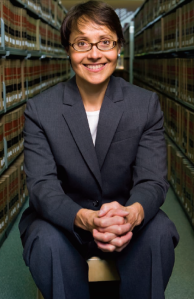 Professor Jenny Rivera